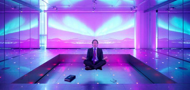 Meditatie bij LEF future center RWS